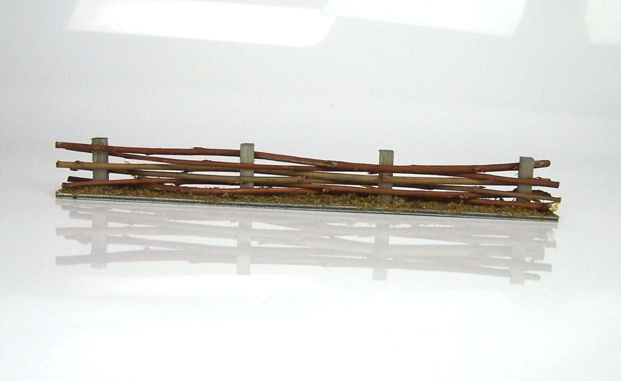 weidenzaun flechtzaun mit geschnittene moos 4cm hoch 30cm lang w057 weihnachtskrippen und. Black Bedroom Furniture Sets. Home Design Ideas